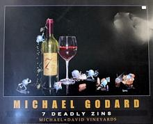 7 Deadly Zins by Michael Godard (N)