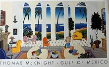 Gulf of Mexico By Thomas McKnight (N)