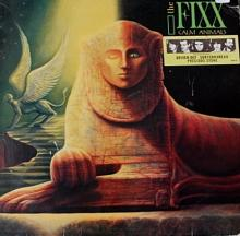 The Fixx - Calm Animals Lithograph  (N)
