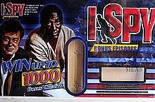 Vintage Collectible Casino Slot Machine Plexiglass