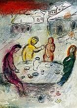 BY CHAGALL- The Meal at Dryas's House Part 1