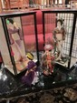 COLLECTION OF FOUR ORIENTAL DOLLS SOLD AS A GROUP INCLUDES ONE VINTAGE JAPANESE NISHI DOLL (16.5