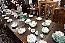 Extensive Spode Byron dinner set