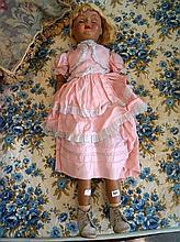 1940's walking doll