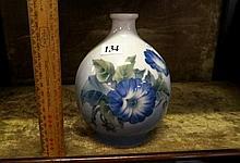 R/Copenhagen ovoid vase