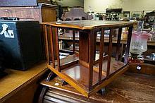 Edw mah desk top revolving bookcase