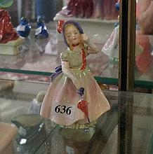 R/Doulton figure, Babie HN 1079