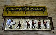 1930's Britains Drums & Bugles of the line in original box