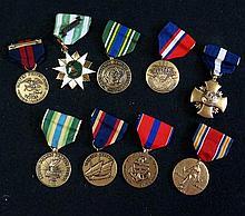 18 US medals