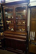 Vic mah secretaire bookcase