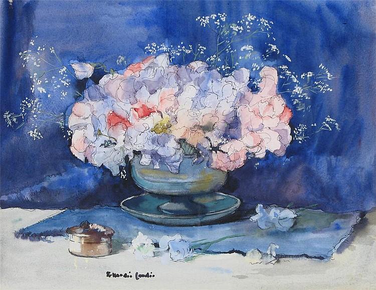 Robert Hardie Condie (1898-1981) A cluster of