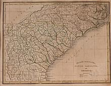 Thomas G. Bradford's Map of