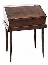 Southern Cherry and Pine Workman's Desk