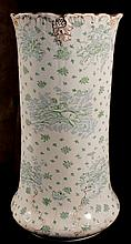 Wheeling Pottery La Belle China Floor Vase