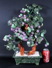 MIXED GRAPES TREE - SIBERIAN JADE