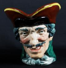 ROYAL DOULTON DICK TURPIN FIGURE