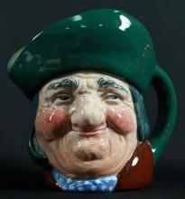 ROYAL DOULTON JABY PHILPOTS FIGURE