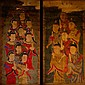 YAO RITUAL PAINTINGS PAIR - 18th century or earlier