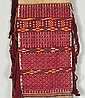 YAO HILLTRIBE HEAD CLOTH late 19th century