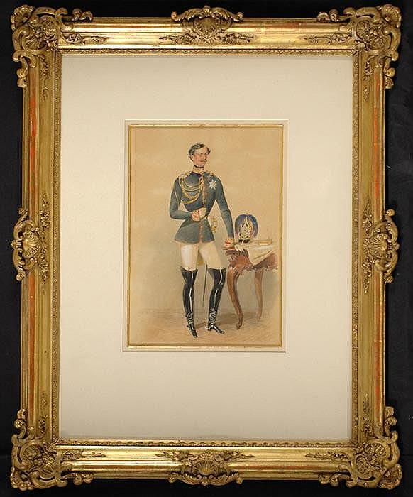 Carl Goebel (1824 - 1899)