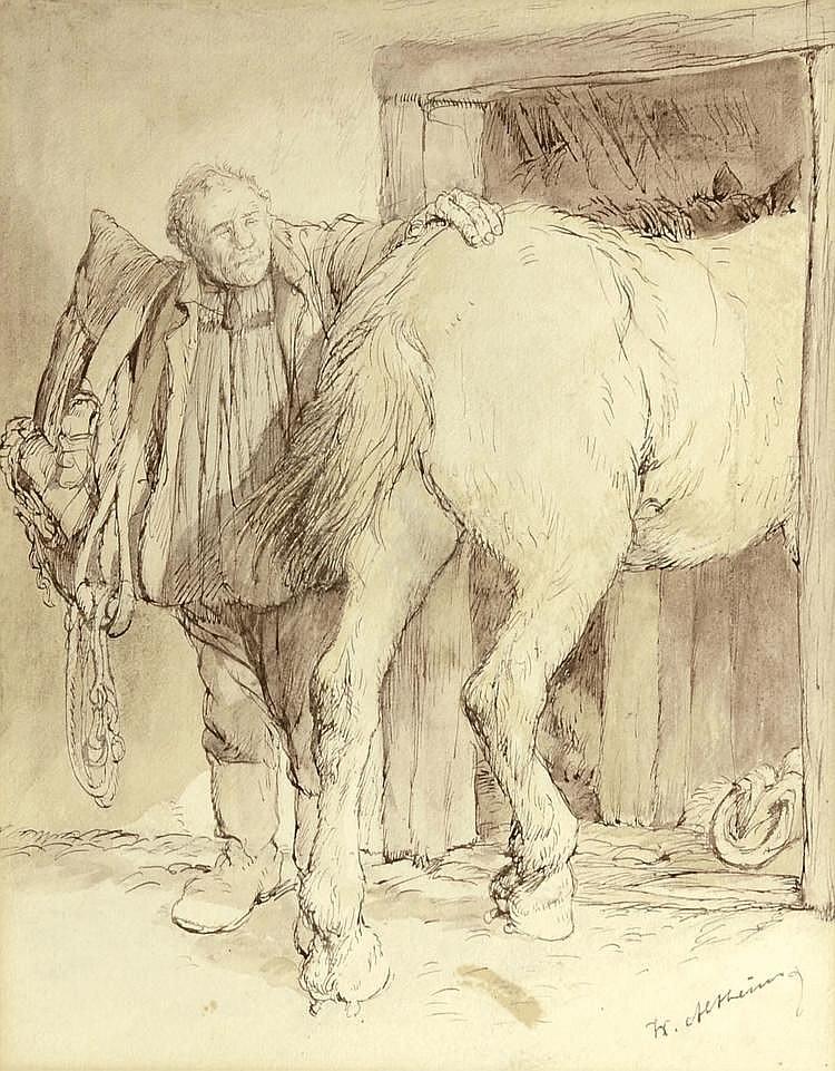 Wilhelm Adam Altheim  (1871-1914)