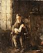 Jozef Israëls (Groningen 1824 - The Hague 1911)