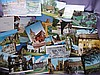 Mixed 160 plus Unused Postcards from overseas