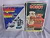 Used boxed BO Aldon 1984 transformer Robot etc