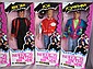 Five NRFB Hasbro New Kids On The Block action