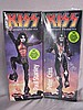 Two MIB 1998 Polar Lights KISS Destroyer Model