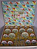 Near mint in box 1950-60s 32 piece Tin Japan child