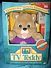 Store condition, MIB 1993 B/O TV Teddy first