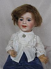 French bisque a/f S.F.B.J. 236 Character Bebe doll