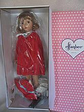 Mint in box 90s 46cm Effanbee 'American Child'