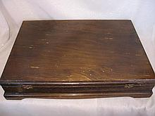 Boxed 1950s 47pce Grovenor silver plate cultery