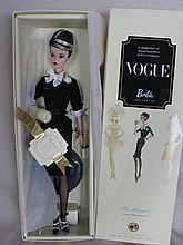 Two MIB dolls:- NRFB Silkstone FM Mattel 2007 Vogue Barbie