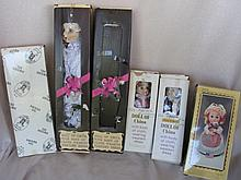 Thirty Five Plus box of Dolls & Toys includes: Artist, Hillview Lane, boxed, Japanese Regional, Nisb