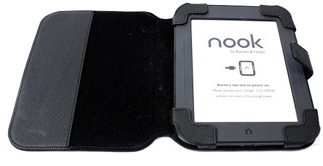 BARNES & NOBLE NOOK SIMPLE TOUCH BNRV300