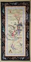THREE FRAMED CHINESE EMBROIDERED SILK PICTURES
