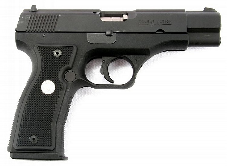 COLT MODEL ALL AMERICAN 2000 9MM PISTOL