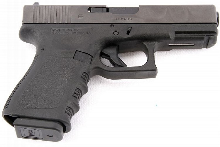 GLOCK 19 9MM PISTOL GENERATION THREE
