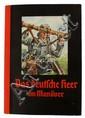 GERMAN WWII DAS DEUTSCHE HEER IM MANOVER CIG CARDS