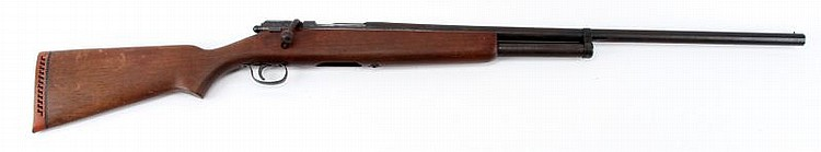 JC HIGGINS MODEL 583.18 BOLT ACTION 12 GAUGE