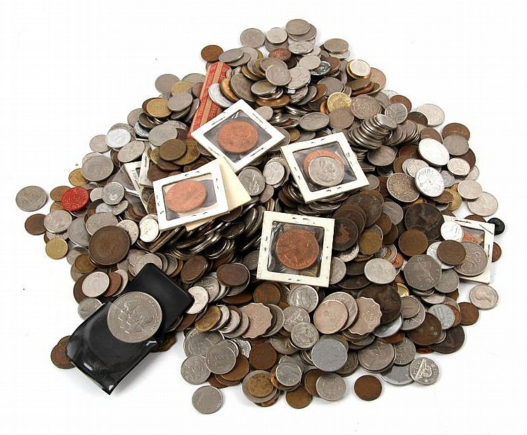 OVER 11 LBS NUMISMATIC MATERIAL COINS TOKENS MORE