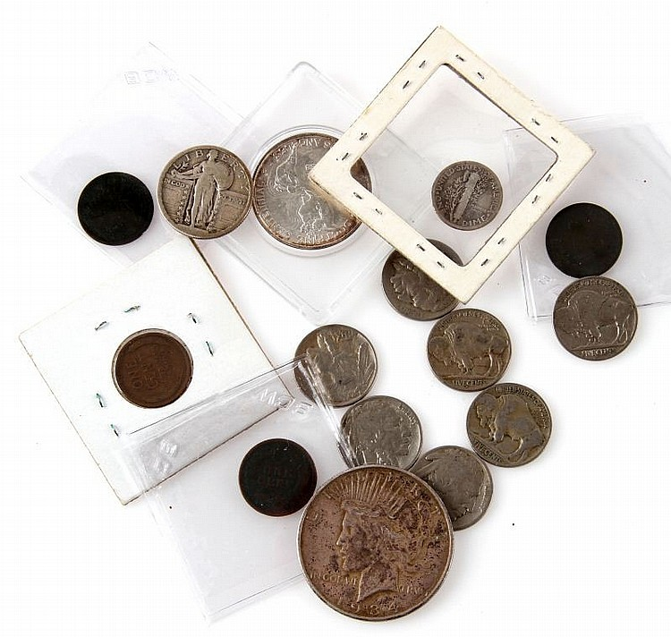 U.S. BETTER DATE COIN COLLECTION SILVER COPPER