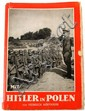 WWII HITLER IN POLAND MIT HITLER IN POLEN BOOK