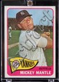 MICKEY MANTLE TOPPS 350 WELL CENTERED NEAR MINT