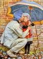CANZIANI (Estella). Costumes, maeurs et légendes de Savoie. Chambéry, Dardel, 1920. In-4, percaline bleue de l'éditeur décoré d'un blason en couleurs, tête dorée (Cartonnage de l'époque).