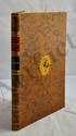 MANUSCRIT. - Copie de quelques extraits de registres publics. 26 septembre - 29 novembre 1730. Petit in-4, basane marbrée, armoiries centrales, dos orné, pièces de titre rouge et verte (Reliure moderne).