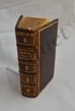 SIMLER (Josias). Helvetiorum Respublica. Leyde, Elzeviers, 1627. In-24, maroquin rouge, double filet, dos orné, tranches jaspées (Reliure du XIXe siècle).